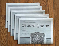 Native Branding and Exhibition Catalog