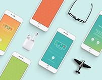 LOOP Banking App Design