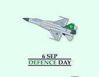 6th September Defence Day Pakistan | Jf thunder 17