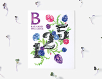 Barnard Magazine, Barnard in Bloom Anniversary Covers