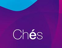 Chés / Chés Productions Branding