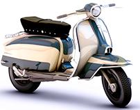 Lambretta Li 125 -62