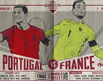 Poster UEFA Euro 2016