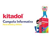 Kitadol Infantil: Motion Graphics