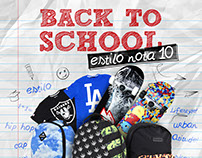 Campanha - Back to School