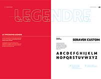Charte Graphique Groupe Legendre
