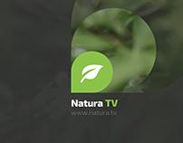 Natura TV - Broadcast Ident