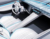 Mercedes GT Study