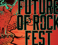 Future of Rock Fest Poster