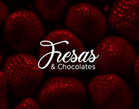 Fresas & Chocolates, Brand Design