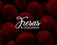 Fresas & Chocolates, Brand Design