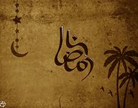 "Ramadan""Typography"""