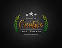 Free Logo Branding Mockup PSD