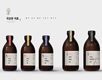 Kooksoondang Handcraft Vinegar / Makgeolli Vinegar