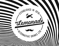 branding for Mr. Lemonade