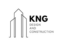 Design and Construction Firm Logo