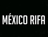 MÉXICO RIFA