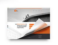 B&M Building Group Branding Design