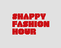 Happy Fashion Hour - Logo for Campari