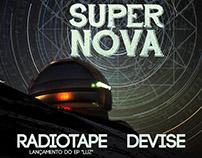 SupernovaFestival - Posterdesign