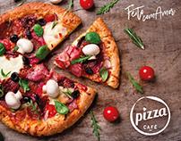 Novo logótipo - Pizza Café