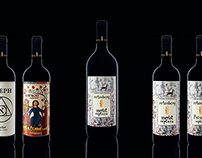Product Photography: Bottles Rotenberg Winery