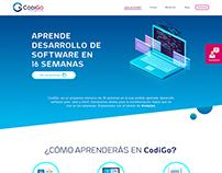 Bootcamp CodiGo de la Universidad Tecsup