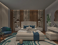 Luxury Bedroom - Abu Dhabi