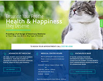 Animal and Bird Medical Center of Palm Harbor website