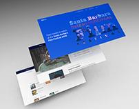 Boohiss - Movie Review Website UI/UX Design