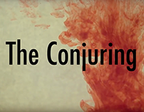 Title Sequence: The Conjuring