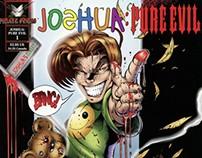 Joshua Pure Evil! Issue 1- Comic Book Lettering