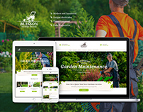 Buisson | Gardening WordPress Theme