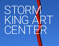 Storm King field guide for young adults