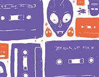 Cassettes, Aliens, and Robots