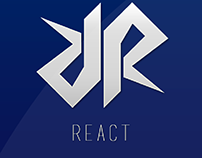 YOUTUBE BANNER - REACT 2015