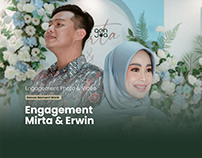 Engagement Mirta & Erwin