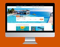 Pasoto.com - Online Booking Portal