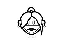 Pretty Robot Logo