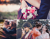 Romantic Photoshop Actions