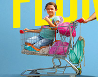 The Florida Project Poster Design