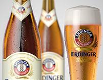 Beer Erdinger - Full CGI