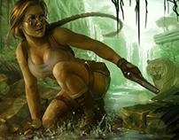 Tomb Raider - Fan Art Fifteenth