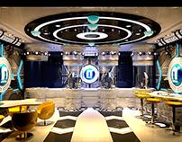 N7 Ice-Cream Shop - Dubai