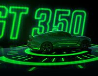 CG 360 Mustang GT350