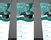 ad, advertisement, banner, blue, bundle, business, cle