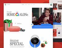 Google Home Alone