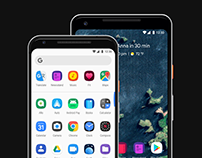 Android Ecosystem Redesign