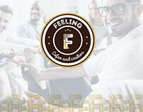 Identidade Visual - Feeling Coffe and Cookies