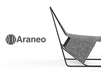 Araneo - A playful bench concept